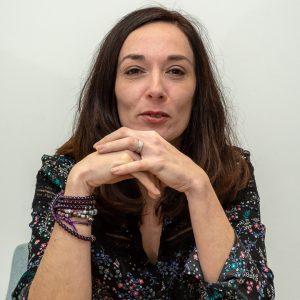 Portrait de femme chef d'entreprise